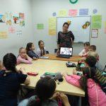 пришкольный языковой лагерь