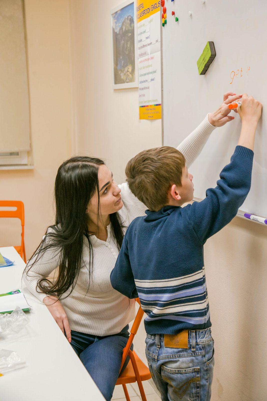 Обучение детей от 7-10 лет